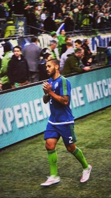 9df52f5c7 Pin by Beck on Clint Dempsey//Seattle Sounders | Clint Dempsey ...