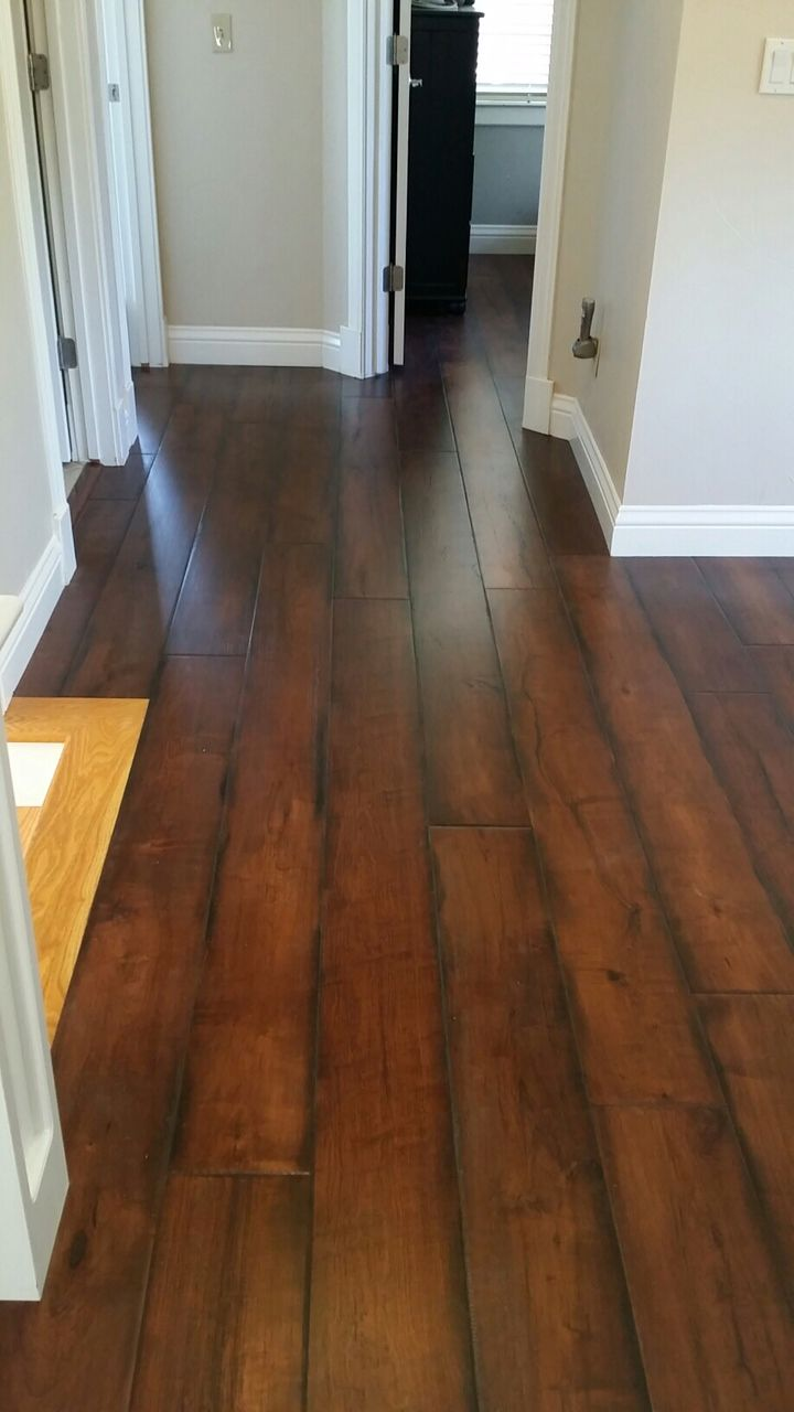 Johnson Ale House Maple Strawberry Blonde. Find This Look Plus More At  Www.flooringmylife