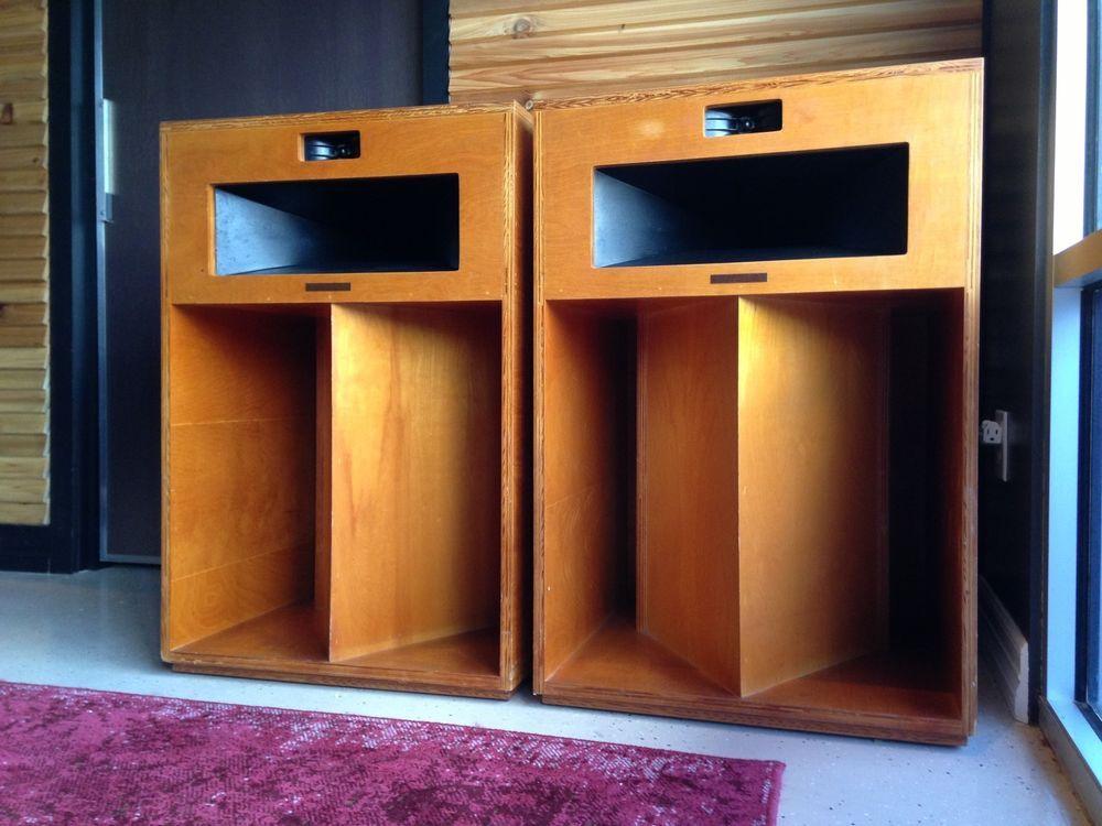 Klipsch La Scala LS-BL Vintage Horn Speakers | My klipsch ...