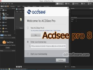ACDSee Pro 8 Serial Key | Software, Serial, Pro