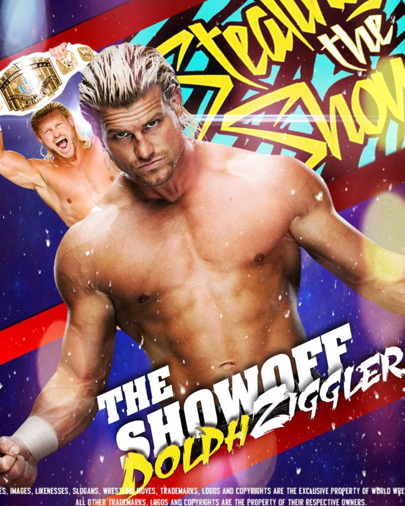 Dolph Ziggler Wallpaper By Siddcrash On Deviantart Dolph Ziggler Best Wwe Wrestlers Adam Cole Wwe
