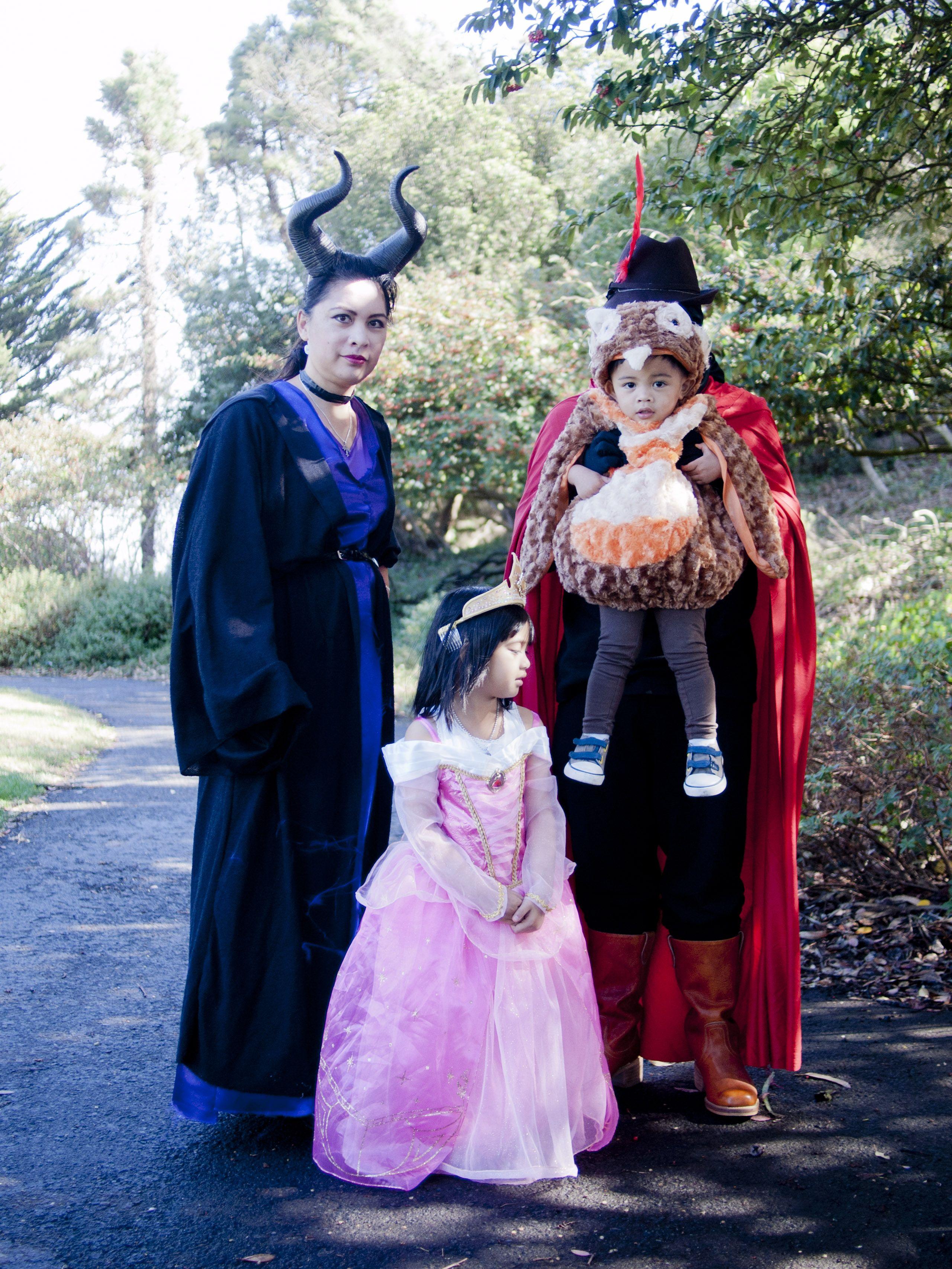 Disney S Sleeping Beauty Maleficent Aurora The Owl In