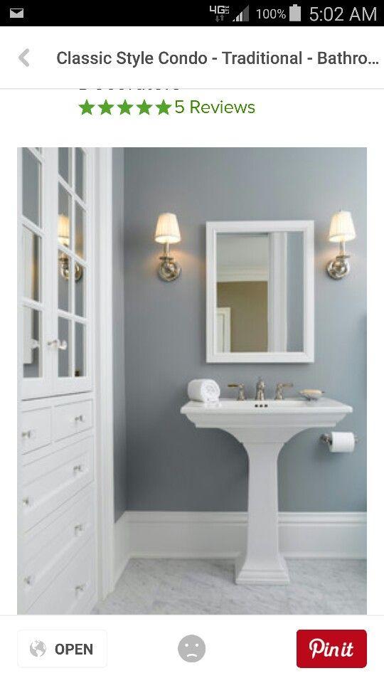 Pin van Willy op Verfkleuren | Pinterest - Verfkleuren, Badkamer en ...