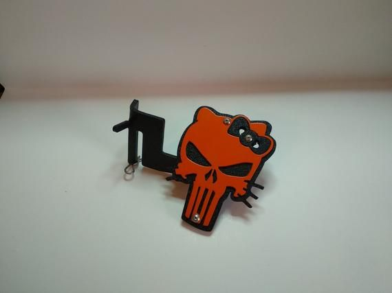 Punisher Hello Kitty Foot Pegs For Jeep Wrangler Jeep Wrangler