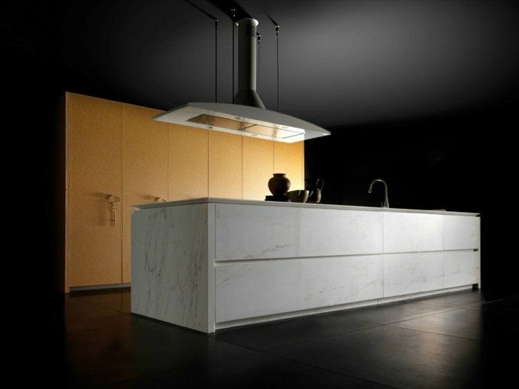Cuisine design italienne par Toncelli en 40 photos top !