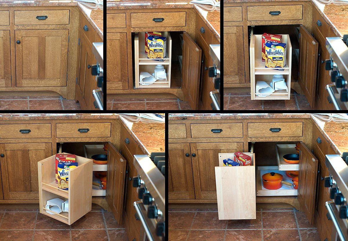 Best Built In Corner Cabinet Ideas For Kitchen Custom Built 400 x 300