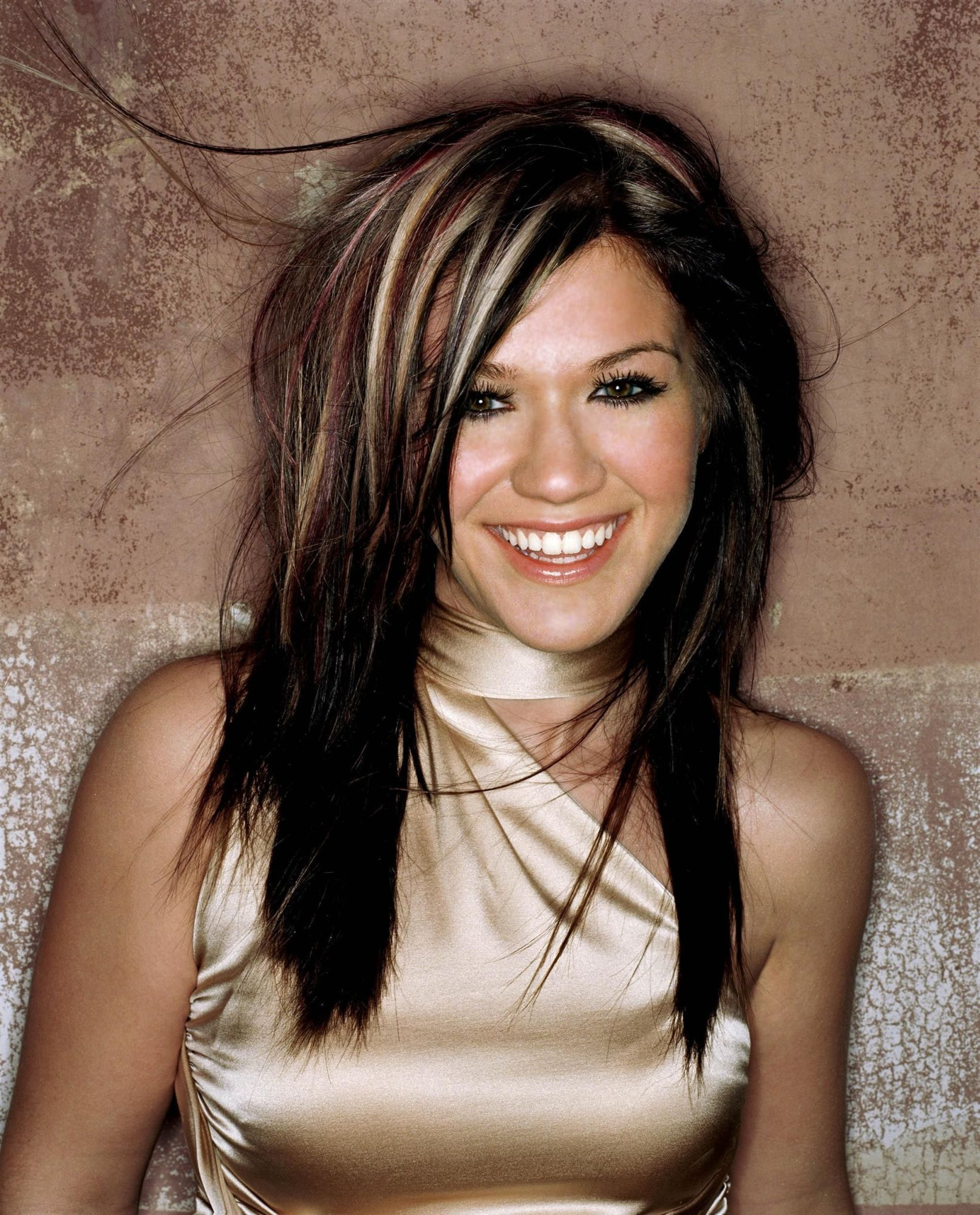 I Love Kelly Clarkson Her Highlights In This Picturelove Hair Color
