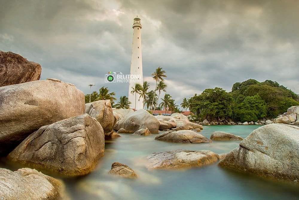 Yanto Di Instagram Ketika Itu Mercusuar Pulau Lengkuas