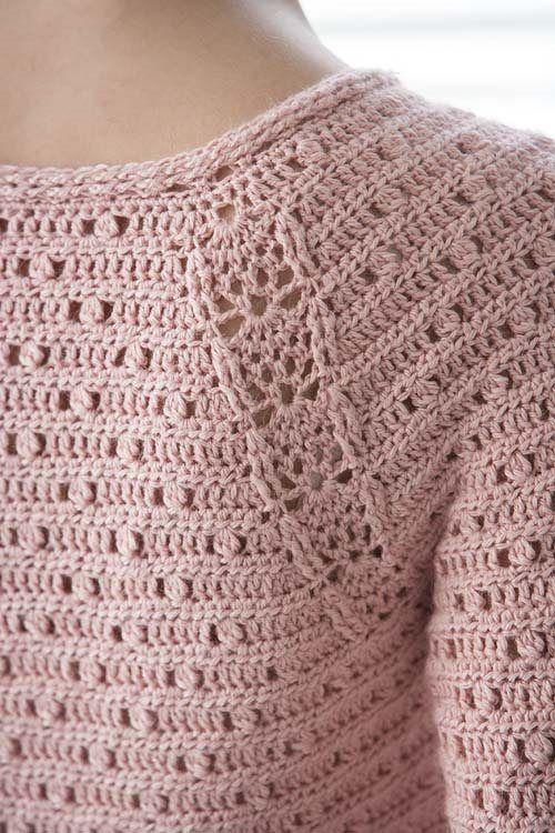 Blueprint Crochet Camisolas: Crochet Lace Bordado