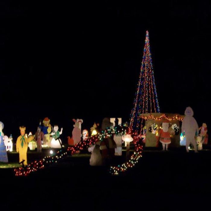 10 more christmas light displays in pennsylvania that are positively enchanting