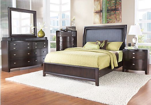 Shop for a Melrose Hill 5 Pc King Bedroom at Rooms To Go Find King
