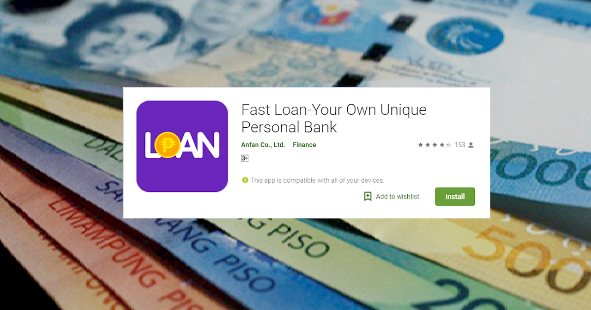 Fast Loan Is A First Class Cash Loan App Applications In Philippines Get Loans At Your Fingertip Whenever And Wherever No C Fast Loans Good Credit Cash Loans