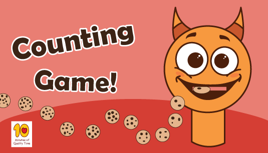 Monster Counting Game