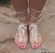 Free Adult Barefoot Sandal Patterns - Bing Images