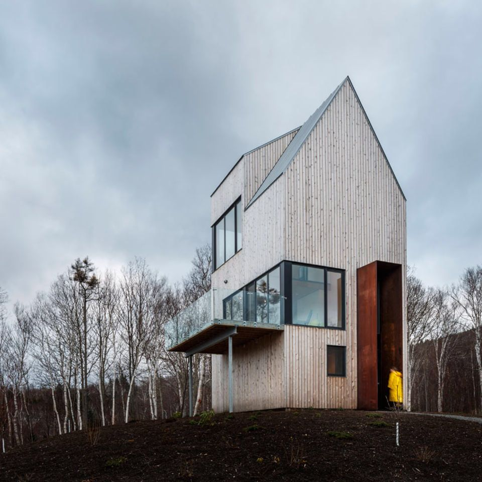 Check this out: Rabbit Snare Gorge: A Cabin in Nova Scotia. https ...