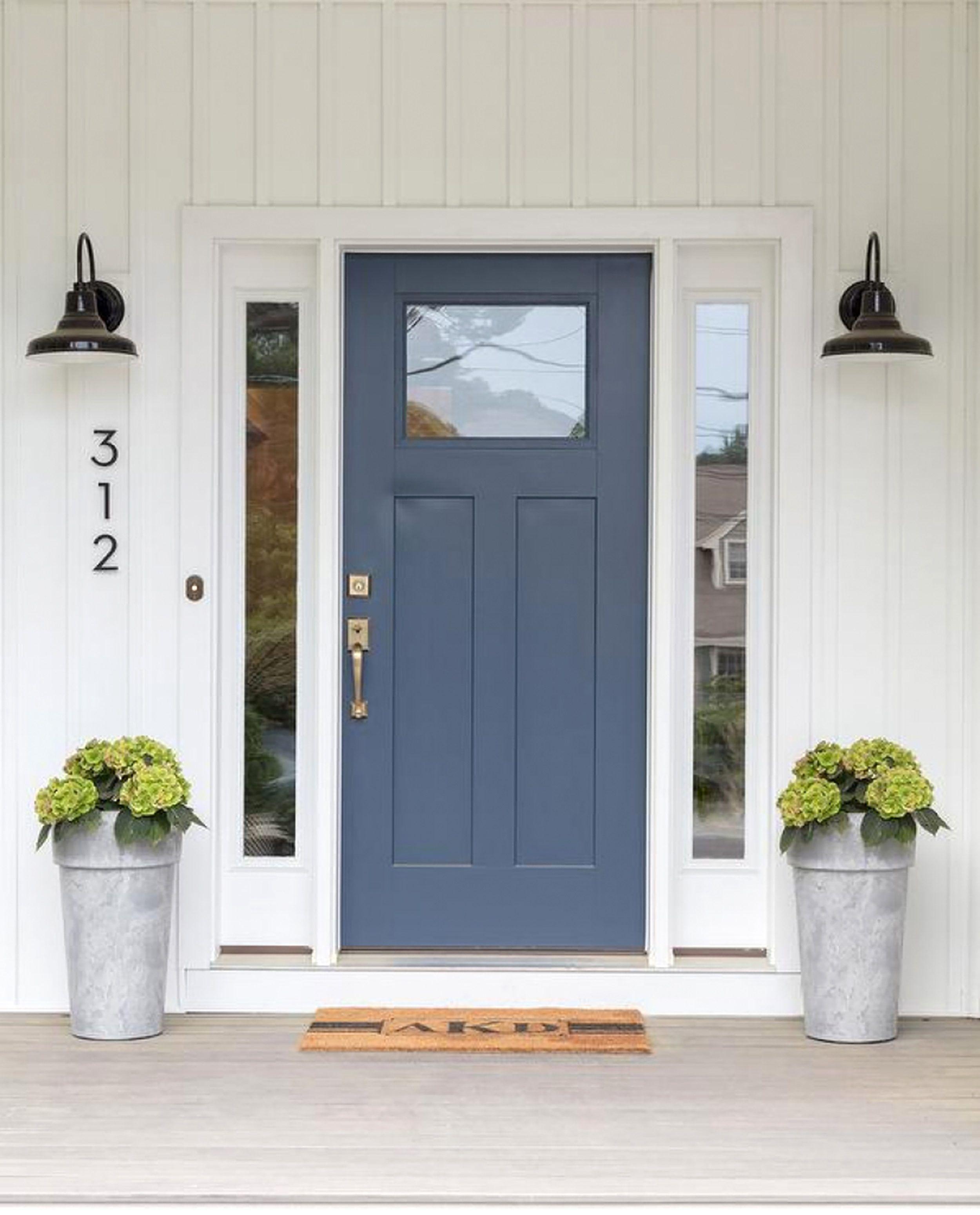 Portland Fixer Upper Inspirations For Front Door Colors Puertas De Colores Puertas De Entrada De Madera Fachada De Casa