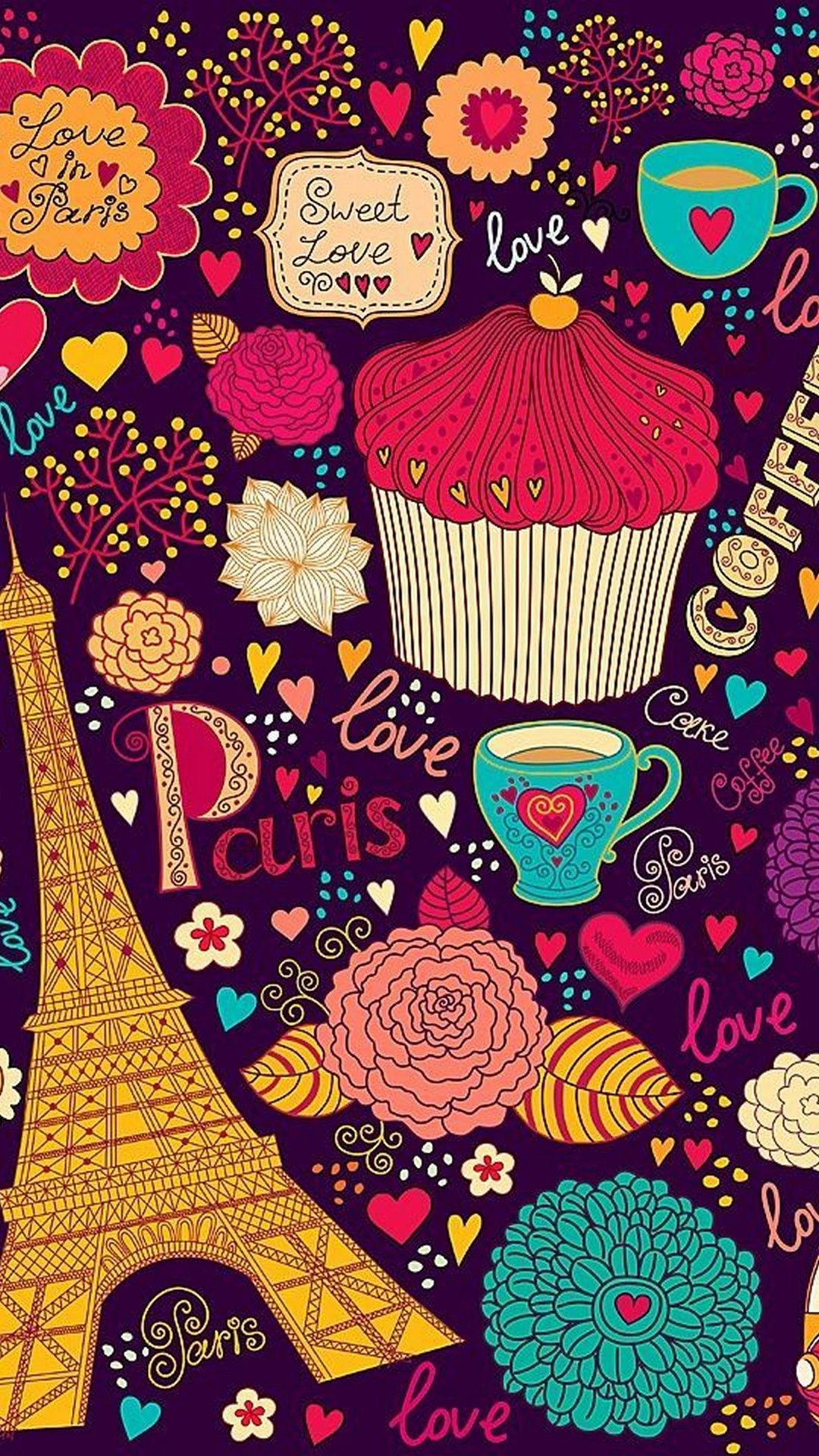 Paris Wallpaper Cute Girly Iphone Paris Wallpaper Iphone