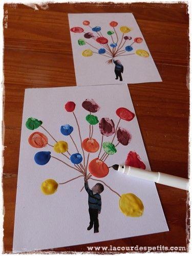 Fabriquer Un Carton D Invitation Pour Son Anniversaire La Cour Des Petits Carte Anniversaire Carte Anniversaire Enfant Cartes Invitation Anniversaire Enfant
