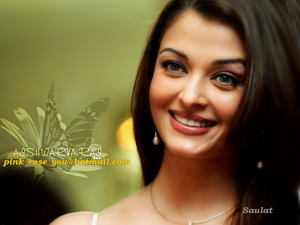 aishwarya rai bollywood hindi actress smile red lips butterfly named