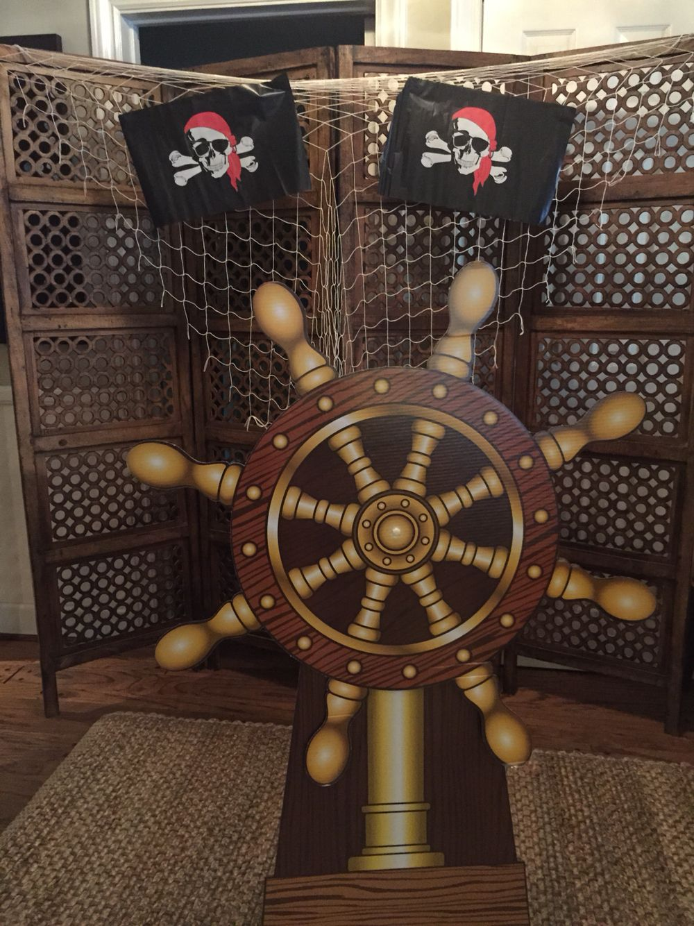 Ships Wheel Steering Is To Perfect Pictures In Our Photo