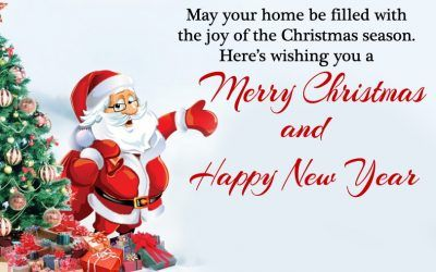 Christmas And Happy New Year Greetings 2019 Happynewyear2019greetings Happy New Year Greetings New Year Greeting Messages Merry Christmas And Happy New Year