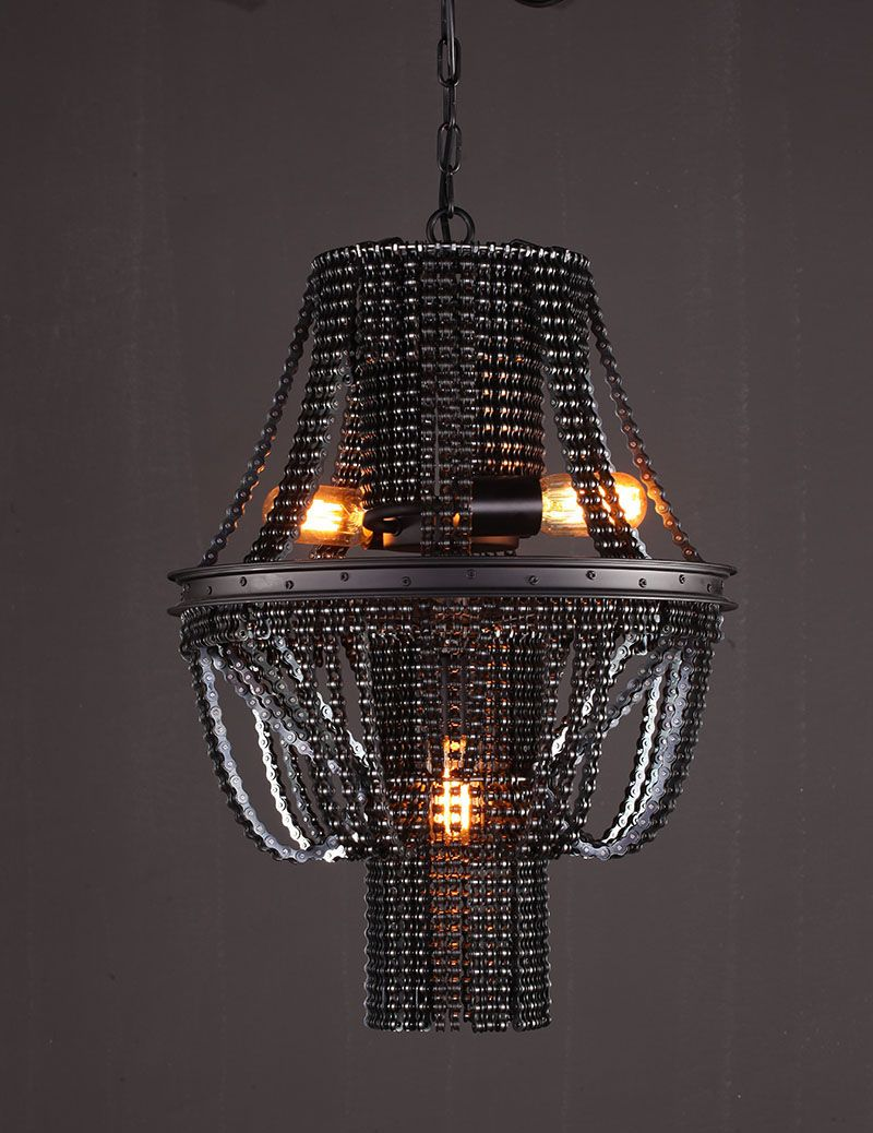 Find More Pendant Lights Information About Bicycle Chain Light Wall Control Ceiling Lamp Indoor