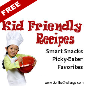 FREE Kid-Friendly Recipes