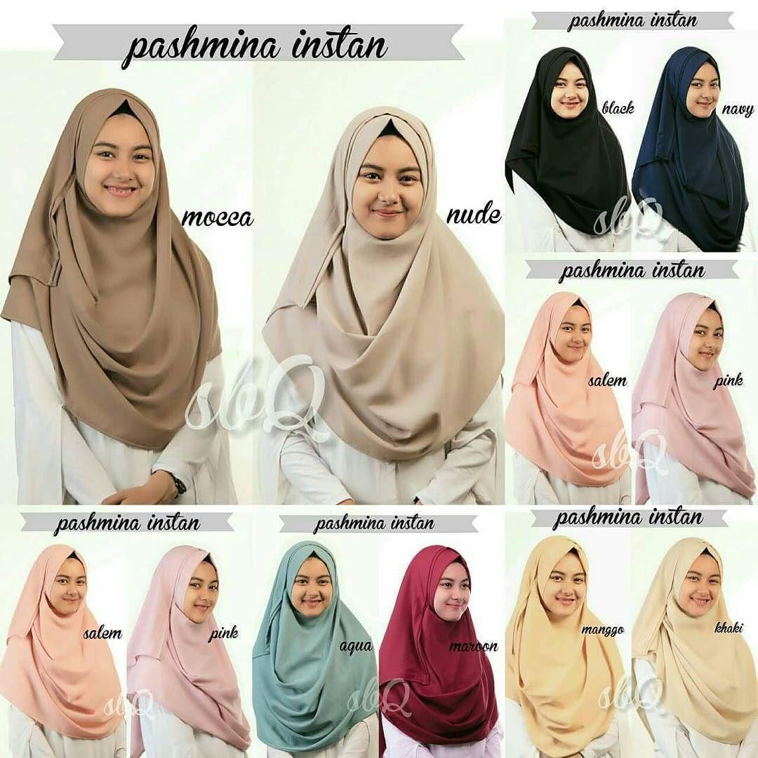 Pin oleh tausiyah cinta di Yang Saya Simpan di 11  Gaya hijab