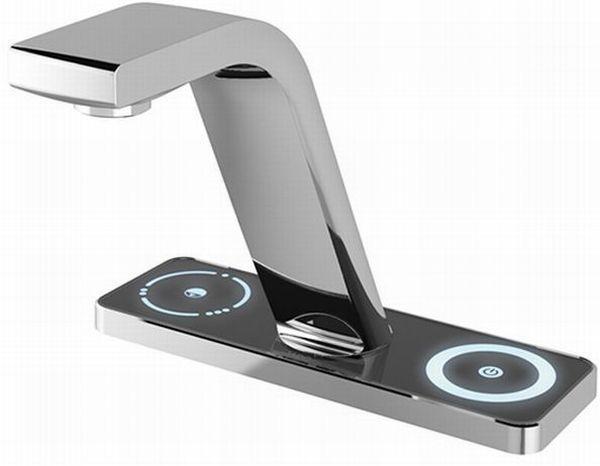 Znalezione obrazy dla zapytania digital faucet   taps, digital ...