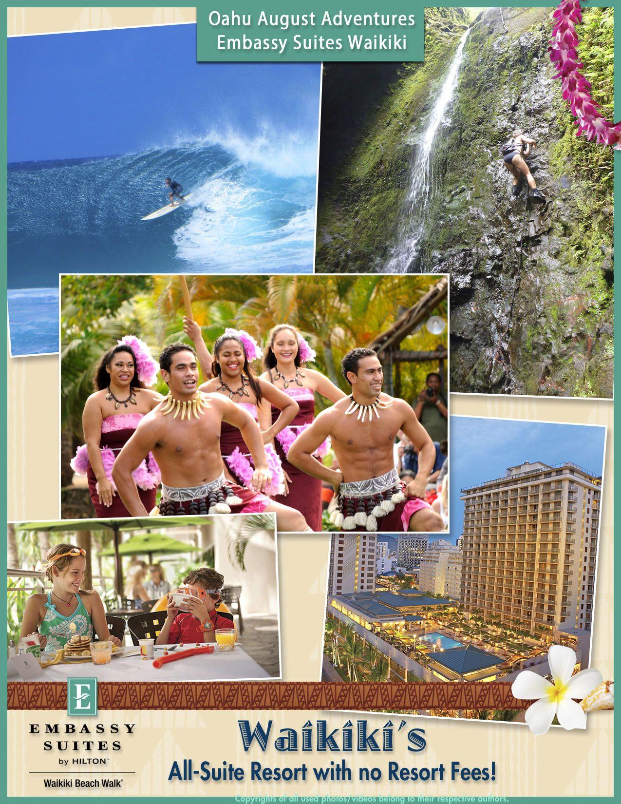 August Adventures In Waikiki Pinterest Oahu And Hawaii