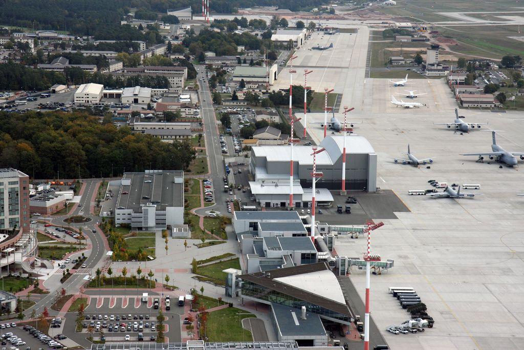 Ramstein Air Base Ramstein Miesenbach Deutschland