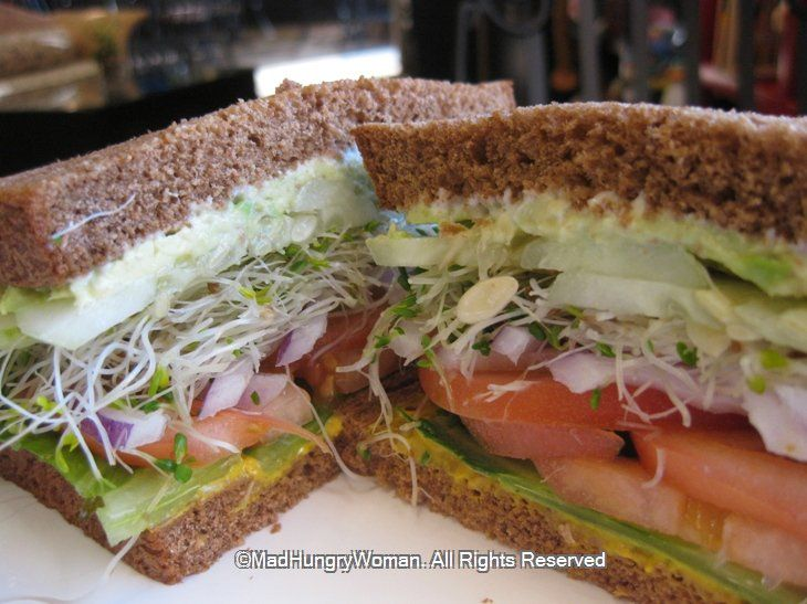Sandwiches for everyone!