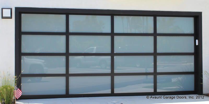 Modern White Garage Door contemporary garage doors for upper level. | hainsworth: garage