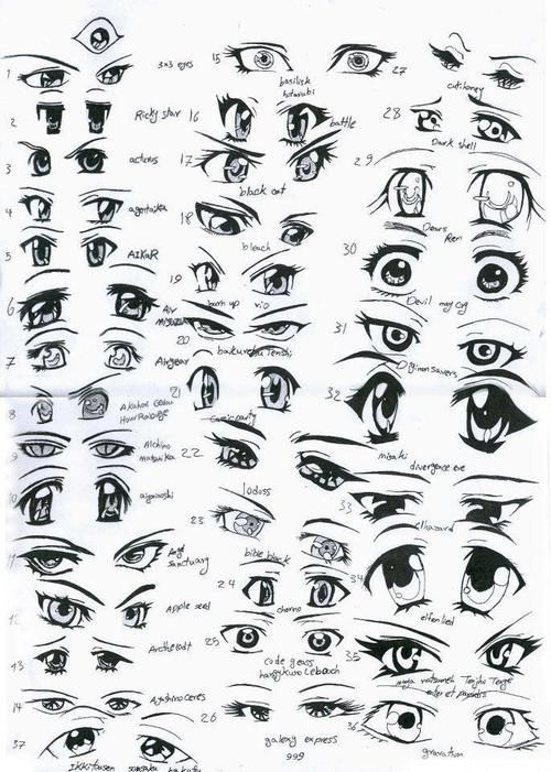 Hnliches foto tekenen pinterest girls eyes anime and how to draw anime eyes female step by step how to draw anime eyes female step by step how to draw anime eyes female cute step by step ccuart Choice Image