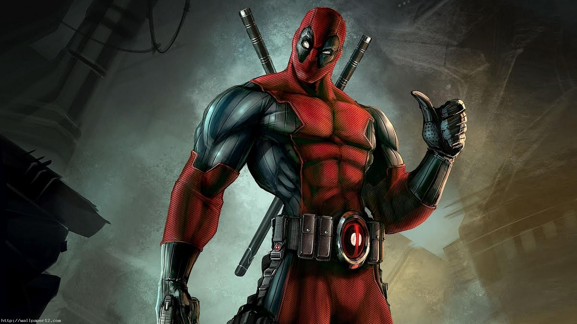 Marvel Deadpool Movie Wallpapers HD 1920x1080 46