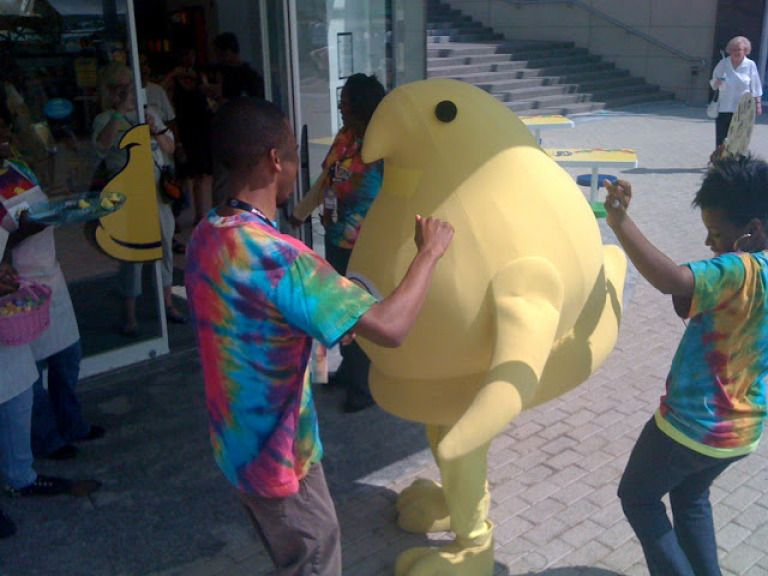 Pushing Peeps. A New Peeps Store, Easter Peeps Contests, & New Peeps Products. - if it's hip, it's here