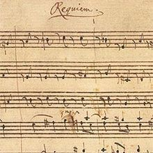 Requiem in D minor by Wolfgang Amadeus Mozart. My favorite musical composition ever written! If stranded on a deserted island with only one album, this would be it!