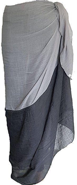 Multi-Wear Wrap - marbal coverup by VIDA VIDA dOZFV9