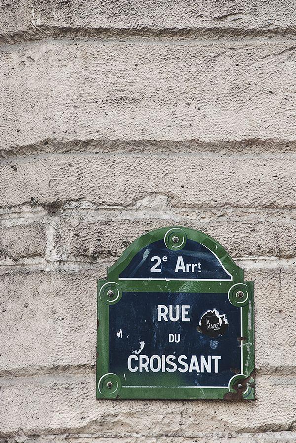 La République du Croissant désigne le quartier de la presse à Paris ...