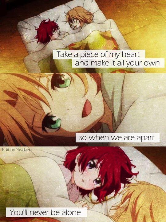 Anime Yona Of The Dawn Akatsuki Pinterest Caricaturas