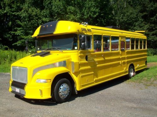 Ford Custom School Buses |     - MCI Buses, Motorcoach