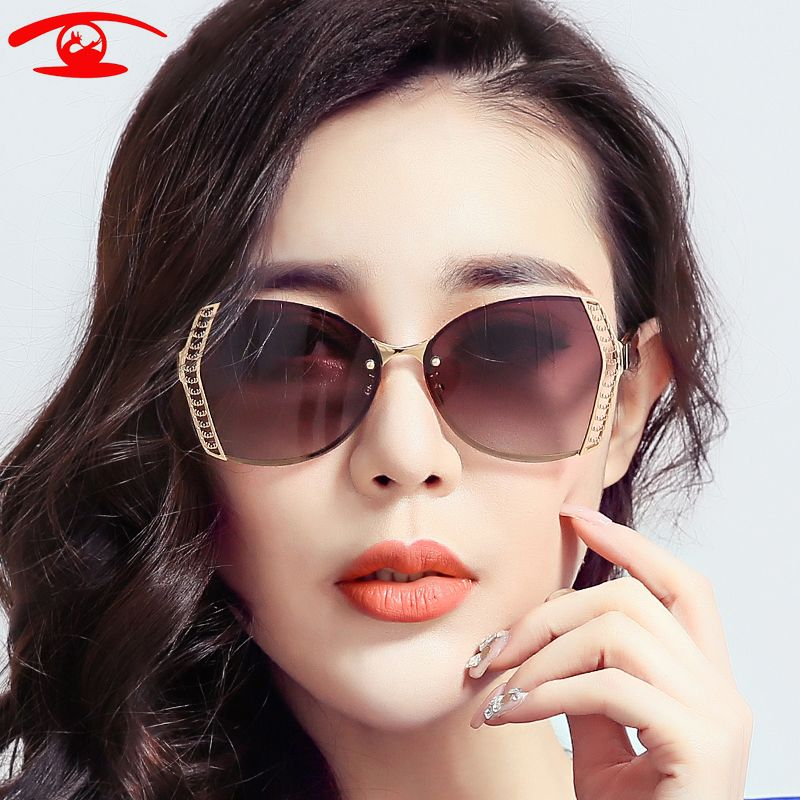 53d30b03ce ZBZ 2016 New Summer Fashion Luxury Sunglasses Women Brand Designer Polaroid  Sunglasses Revo Color oculos de