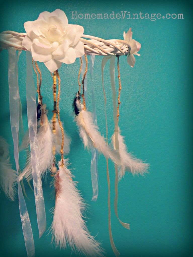 Beautiful Feather Chandelier
