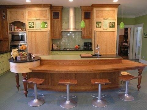 Cool kitchen island For the Home Pinterest Kitchens, Basements
