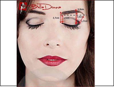 Belladonna Depil Designer De Sobrancelha Eye Shapes Eyebrows