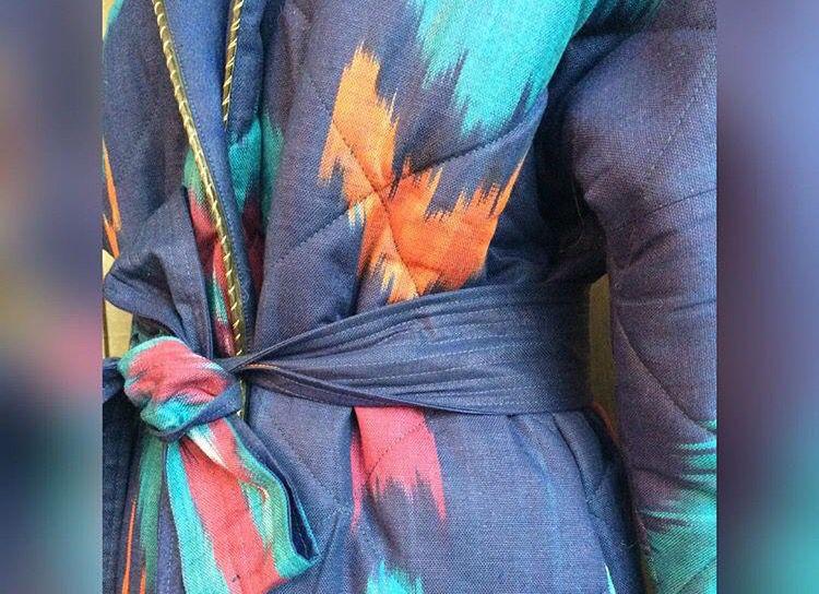 610135c8eeee4 Uzbek dress adras адрас i❤️Uzbekistan