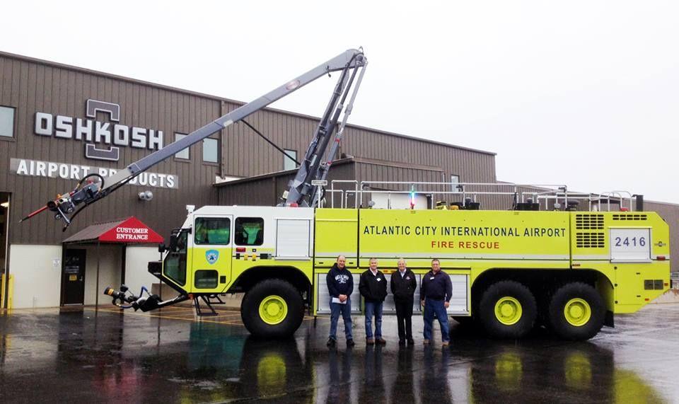 Jpm Entertainment Atlantic City Fire Rescue Fire Trucks