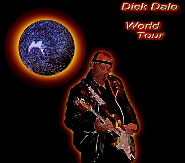 The Official Dick Dale Homepage: Concert Dates & Diaries