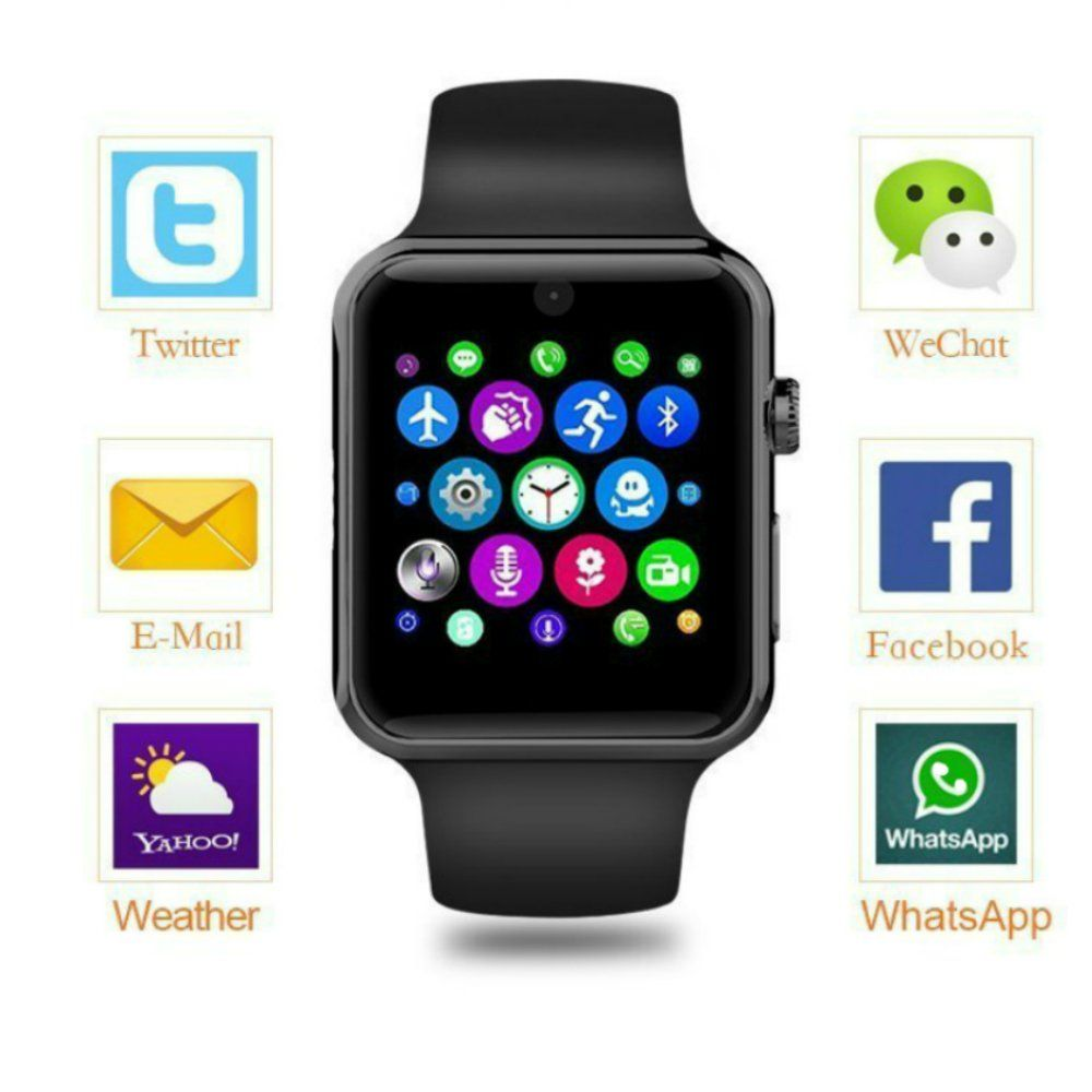 Easysmart dm09 smart watch with camera and sim card slot