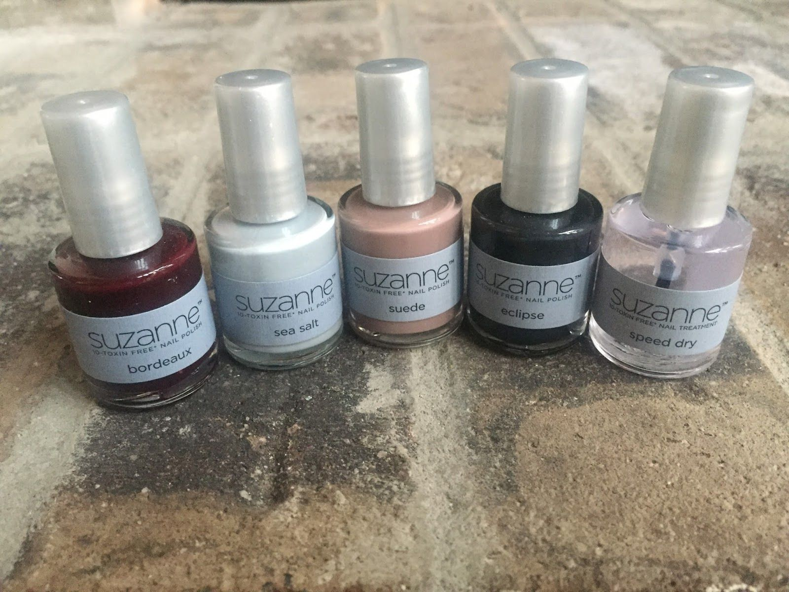 Suzanne Somers Organics Face, Hair, Nails, Suppliments
